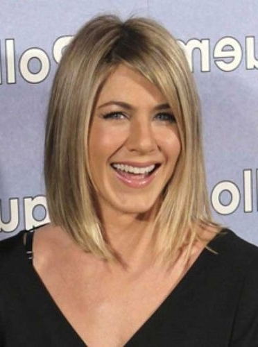 28 Long Bob With Side Swept Bangs Hairstyles (Sexy Bob Haircuts With For Blonde Lob Hairstyles With Sweeping Bangs (View 10 of 25)