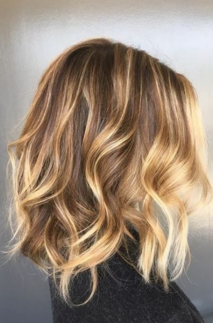 28 Soft And Girlish Caramel Hair Ideas – Styleoholic Inside Caramel Blonde Hairstyles (View 7 of 25)