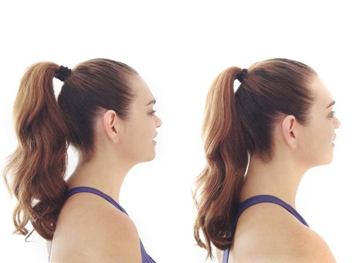 3 Trick For How To Make Your Ponytail Full   Byrdie With Regard To Voluminous Pony Hairstyles For Wavy Hair (View 21 of 25)