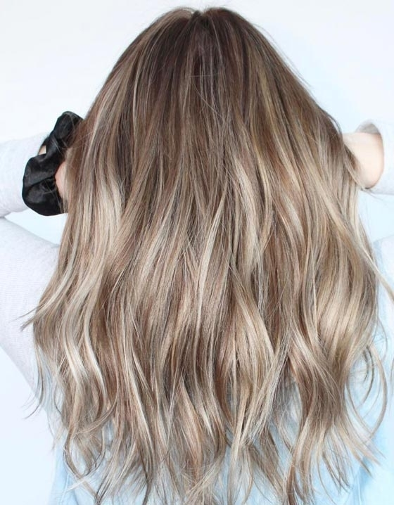 30 Ash Blonde Hair Color Ideas That You'll Want To Try Out Right Away Intended For Ash Blonde Half Up Hairstyles (View 4 of 25)