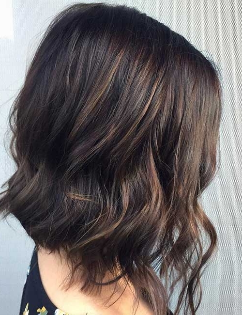 30 Best Highlight Ideas For Dark Brown Hair With Regard To Maple Bronde Hairstyles With Highlights (View 23 of 25)