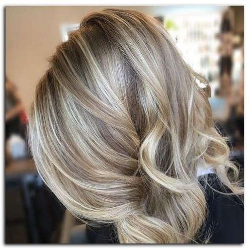 Featured Photo of Sandy Blonde Hairstyles