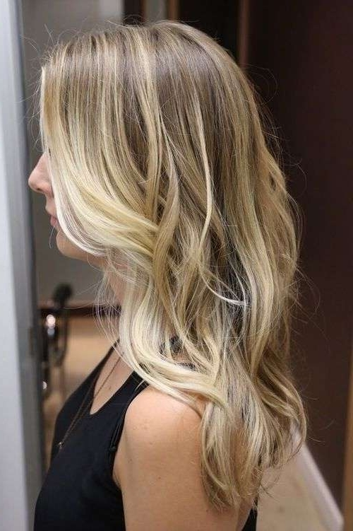 30 Dirty Blonde Hair Ideas 2017   Herinterest/ In Dirty Blonde Hairstyles (View 6 of 25)
