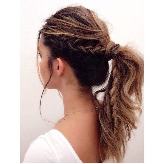 30 Easy Cute Updos For A Classy Woman — For Any Occasion | Trends Within Classy Flower Studded Pony Hairstyles (View 10 of 25)