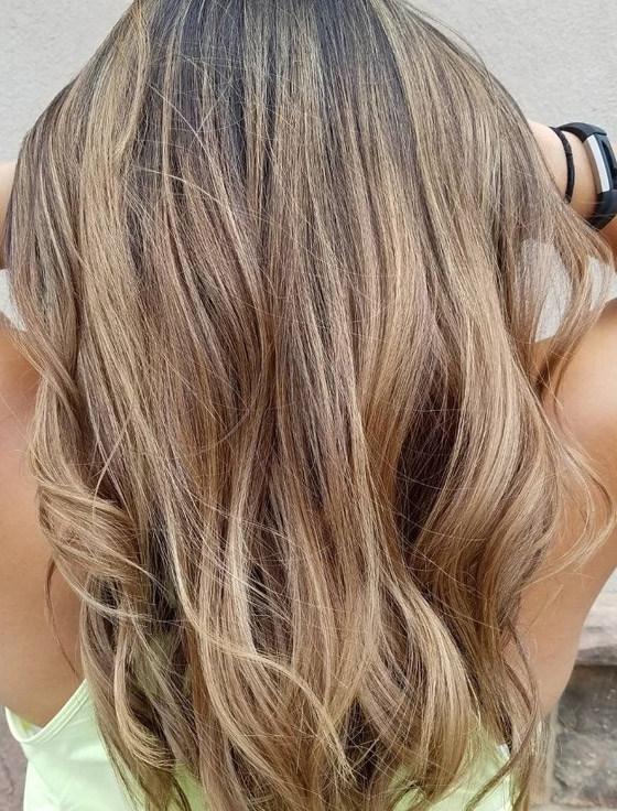 30 Honey Blonde Hair Color Ideas You Can't Help Falling In Love With With Beige Balayage For Light Brown Hair (View 18 of 25)