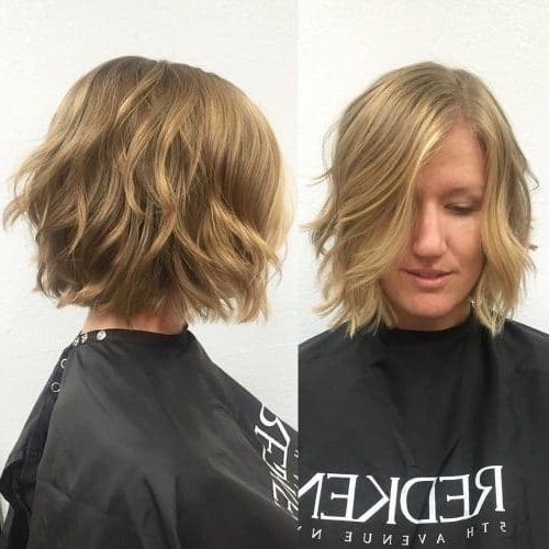 30 Hottest Short Layered Haircuts Right Now (Trending For 2018) In Fresh And Flirty Layered Blonde Hairstyles (View 20 of 25)