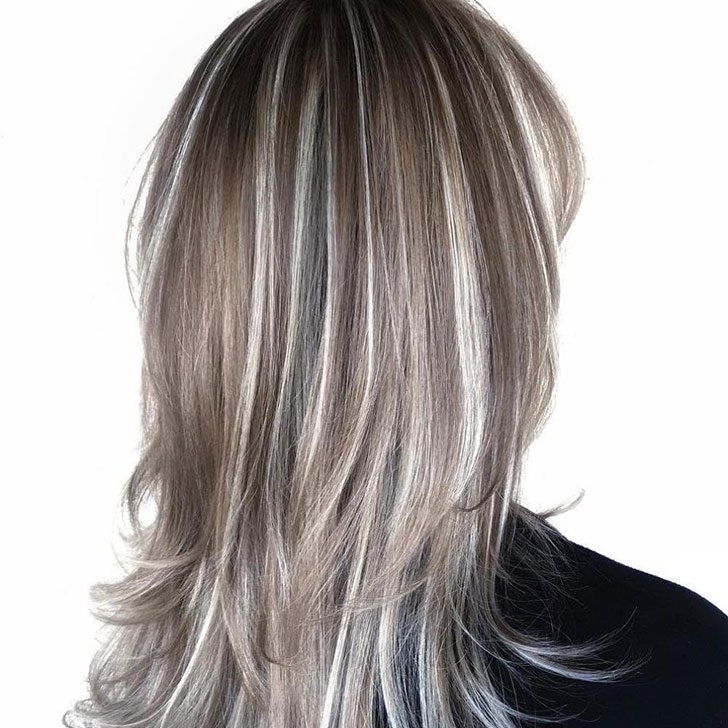30 Platinum Blonde Hairstyle Ideas For 2018 Inside Platinum Highlights Blonde Hairstyles (View 24 of 25)