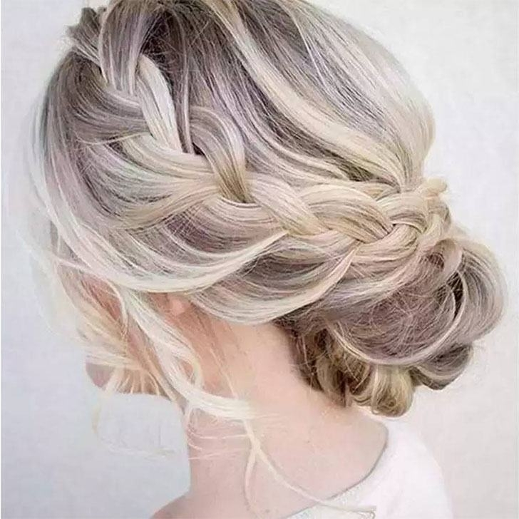 30 Platinum Blonde Hairstyle Ideas For 2018 Intended For Platinum Highlights Blonde Hairstyles (View 14 of 25)