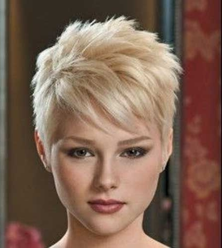 30 Short Blonde Hairstyles | Hair Style & Color Ideas | Pinterest In Short Silver Crop Blonde Hairstyles (View 25 of 25)
