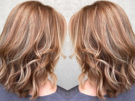 30 Strawberry Blonde Hair Color Ideas Inside Light Copper Hairstyles With Blonde Babylights (View 6 of 25)