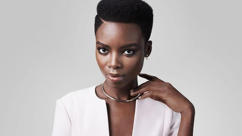30 Stylish Short Hairstyles For Black Women – The Trend Spotter For Most Current Choppy Asymmetrical Black Pixie Hairstyles (View 22 of 25)