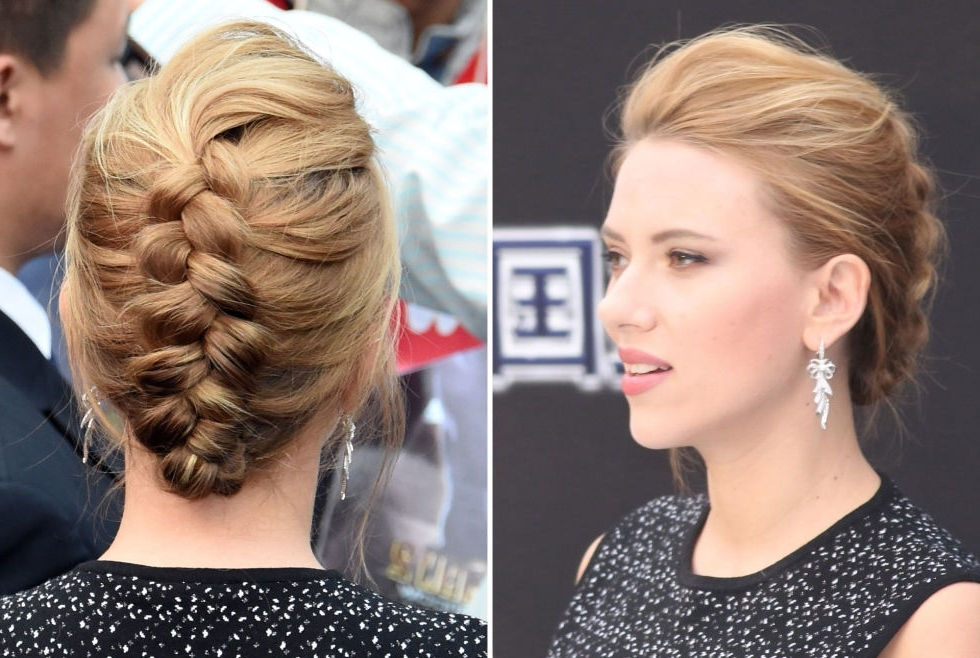 30 Wedding Hairstyles For Women In 2018 – Appear Elegant And Classy For Classy Flower Studded Pony Hairstyles (View 13 of 25)