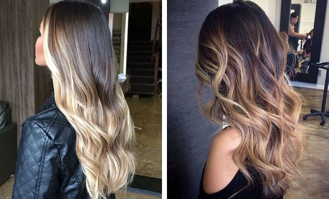 31 Balayage Hair Ideas For Summer | Stayglam Regarding Classic Blonde Balayage Hairstyles (View 11 of 25)