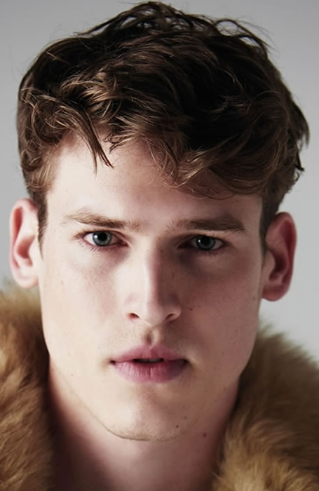 33 Of The Best Men's Fringe Haircuts | Fashionbeans In Most Popular Cropped Tousled Waves And Side Bangs Hairstyles (View 8 of 25)
