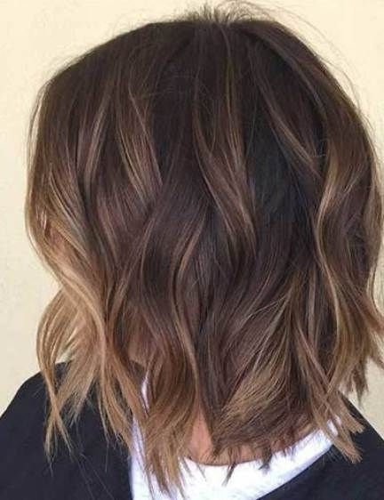 35 Balayage Styles And Color Ideas For Short Hair Pertaining To Newest Piece Y Pixie Haircuts With Subtle Balayage (View 8 of 25)