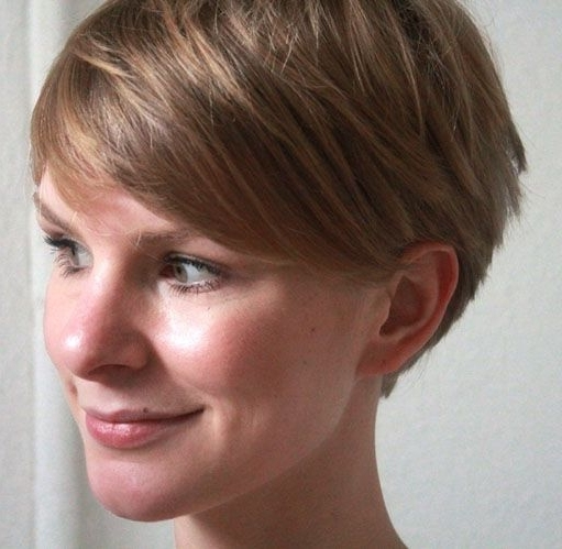 35 Exclusive Wedge Haircuts For Women In 2018   Wedge Hairstyles With Most Current Pixie Wedge Hairstyles (View 9 of 25)