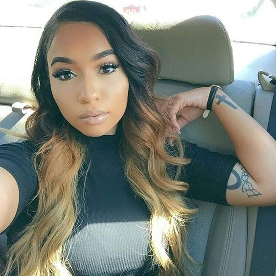 35 Stunning & Protective Sew In Extension Hairstyles Pertaining To Bodacious Blonde Waves Blonde Hairstyles (View 16 of 25)