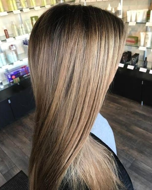 38 Hottest Ombré Hair Color Ideas Of 2018 Intended For Multi Tonal Mid Length Blonde Hairstyles (View 12 of 25)