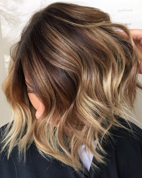 38 Hottest Ombré Hair Color Ideas Of 2018 Pertaining To Shoulder Length Ombre Blonde Hairstyles (View 23 of 25)