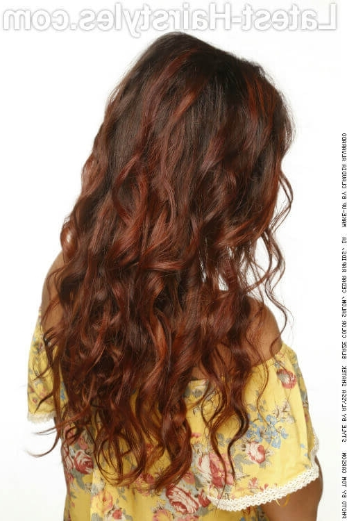 38 Ridiculously Cute Hairstyles For Long Hair (Popular In 2018) With Regard To Curly Pony Hairstyles For Ultra Long Hair (View 6 of 25)