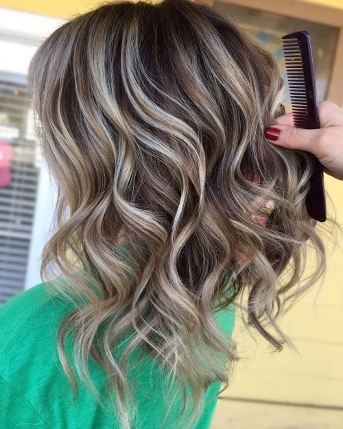 38 Top Blonde Highlights Of 2018 – Platinum, Ash, Dirty, Honey & Dark Within Dirty Blonde Balayage Babylights Hairstyles (View 8 of 25)