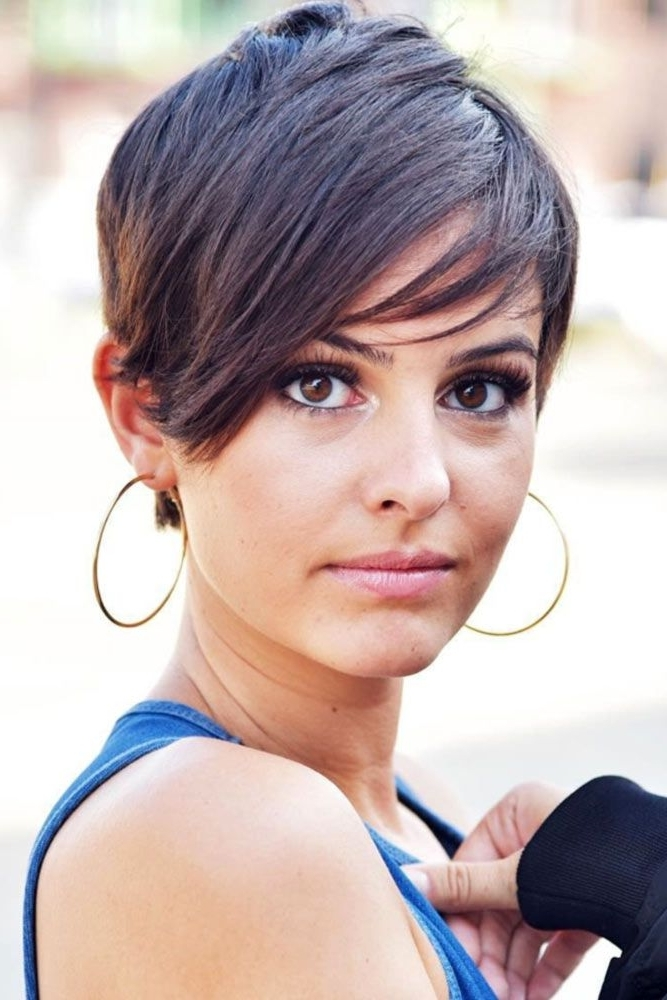 39 Popular And Posh Pixie Cut Looks | Hairstyles | Pinterest Intended For Newest Imperfect Pixie Hairstyles (View 8 of 25)