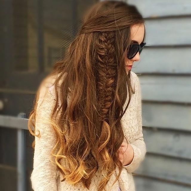 4 Braided Hairstyles Perfect For Spring | Hairstyle Mag Intended For Beachy Braids Hairstyles (View 7 of 25)