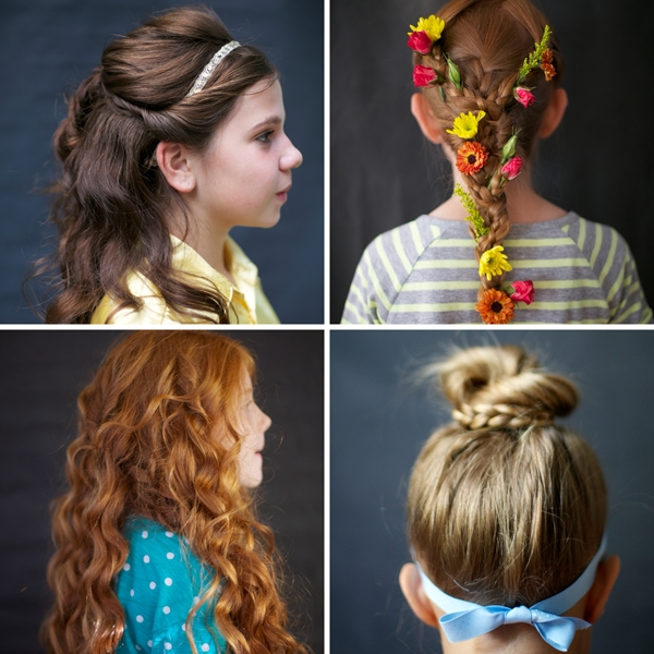 4 Disney Princess Hair Tutorials | Babble Intended For Princess Tie Ponytail Hairstyles (View 8 of 25)