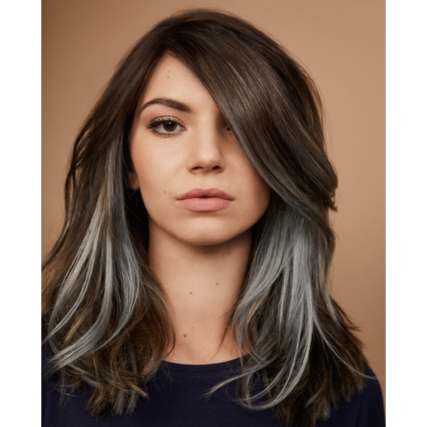4 Tips To Create Natural Brunette Haircolor (Plus 3 Brunette Formulas) Within 2018 Pastel And Ash Pixie Hairstyles With Fused Layers (View 22 of 25)