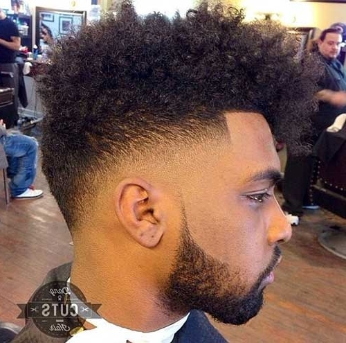 40 Best Black Haircuts For Men | Mens Hairstyles 2018 With Regard To High Black Pony Hairstyles For Relaxed Hair (View 22 of 25)