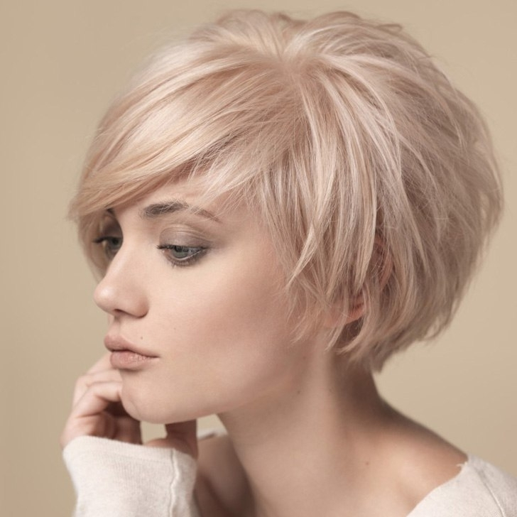 40 Best Bob Haircuts And Hairstyles In 2018 Pertaining To Inverted Blonde Bob For Thin Hair (View 11 of 25)