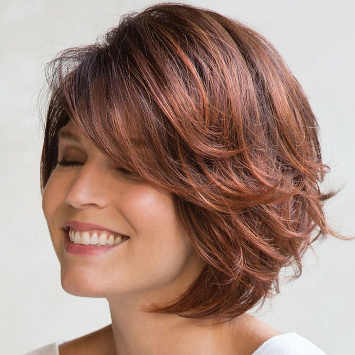 40 Best Bob Haircuts And Hairstyles In 2018 Regarding 2018 Piece Y Pixie Haircuts With Subtle Balayage (View 14 of 25)
