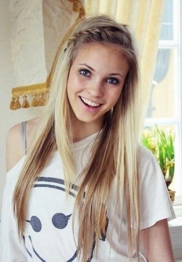 40 Cute And Sexy Braided Hairstyles For Teen Girls Throughout Ponytail And Lacy Braid Hairstyles (View 21 of 25)