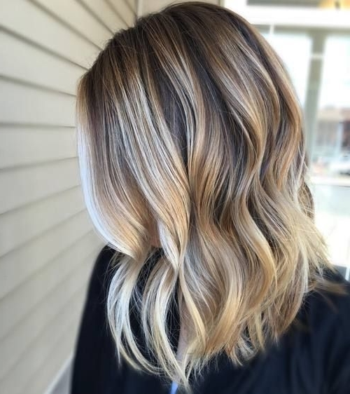 40 Of The Best Bronde Hair Options | Different Season Different Hair Within Medium Blonde Balayage Hairstyles (View 14 of 25)