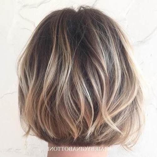 40 On Trend Balayage Short Hair Looks | Hair Ideas | Pinterest Pertaining To Most Recently Shaggy Pixie Hairstyles With Balayage Highlights (View 20 of 25)
