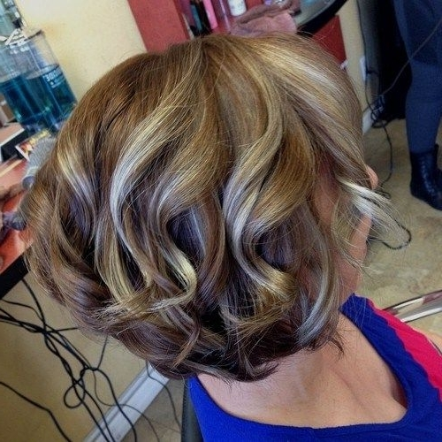 40 On Trend Balayage Short Hair Looks | Light Brown Hair, Balayage In Most Current Shaggy Pixie Hairstyles With Balayage Highlights (View 17 of 25)