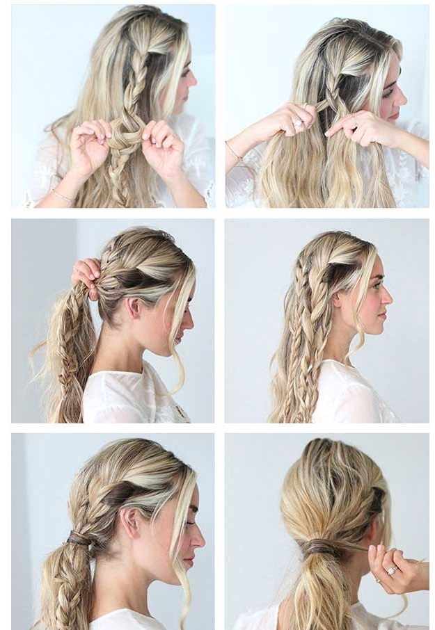 41 Best Hairstyles For Summer – The Goddess Pertaining To Glitter Ponytail Hairstyles For Concerts And Parties (View 18 of 25)