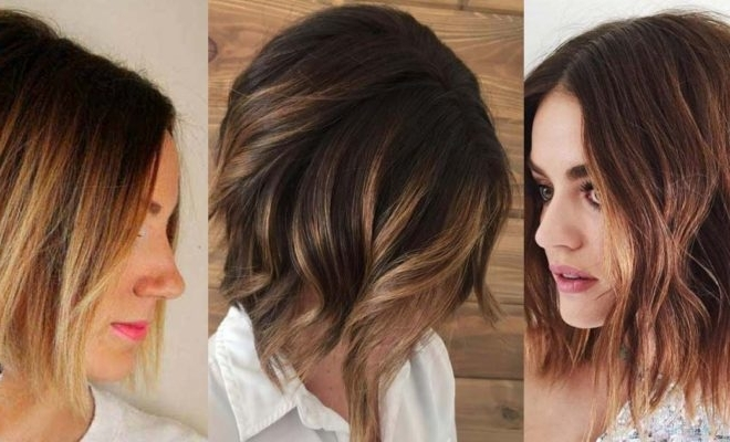 42 Balayage Ideas For Short Hair – The Goddess Throughout Most Up To Date African American Messy Ashy Pixie Hairstyles (View 20 of 25)