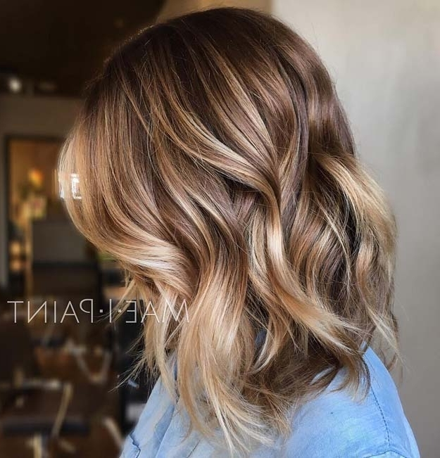 42 Balayage Ideas For Short Hair – The Goddess With Recent Shaggy Pixie Hairstyles With Balayage Highlights (View 10 of 25)