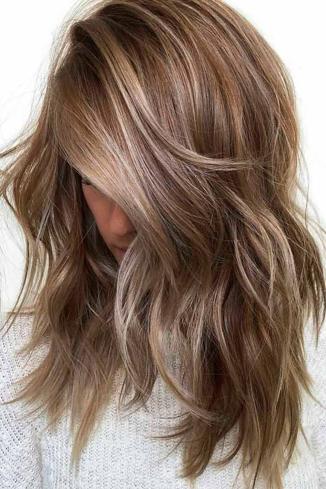 42 Fantastic Dark Blonde Hair Color Ideas | Beautiful | Pinterest Intended For Light Chocolate And Vanilla Blonde Hairstyles (View 3 of 25)