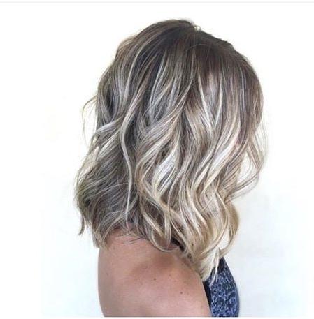 45+ Medium Blonde Ombre Hair Ideas – Blonde Hairstyles 2017 With Shoulder Length Ombre Blonde Hairstyles (View 22 of 25)