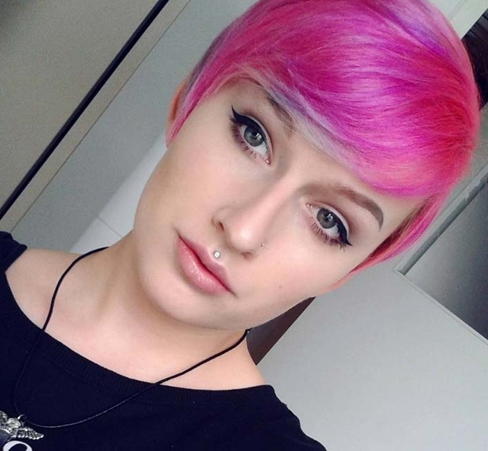 47 Amazing Pixie Bob Hairstyles You Can Try This Summer! – Hairstyle With Regard To Most Recently Pastel And Ash Pixie Hairstyles With Fused Layers (View 17 of 25)
