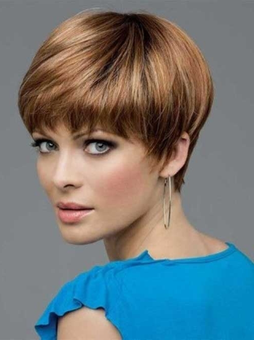 47 Amazing Pixie Bob You Can Try Out This Summer! Pertaining To Most Recent Sassy Undercut Pixie Hairstyles With Bangs (View 21 of 25)