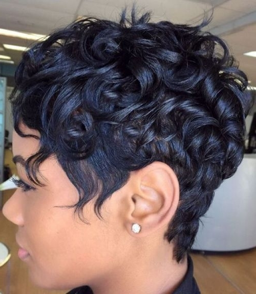 47 Amazing Pixie Bob You Can Try Out This Summer! Throughout Current Ashy Blonde Pixie Hairstyles With A Messy Touch (View 24 of 25)