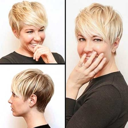 47 Amazing Pixie Bob You Can Try Out This Summer! Throughout Most Current Stacked Pixie Bob Hairstyles With Long Bangs (View 23 of 25)
