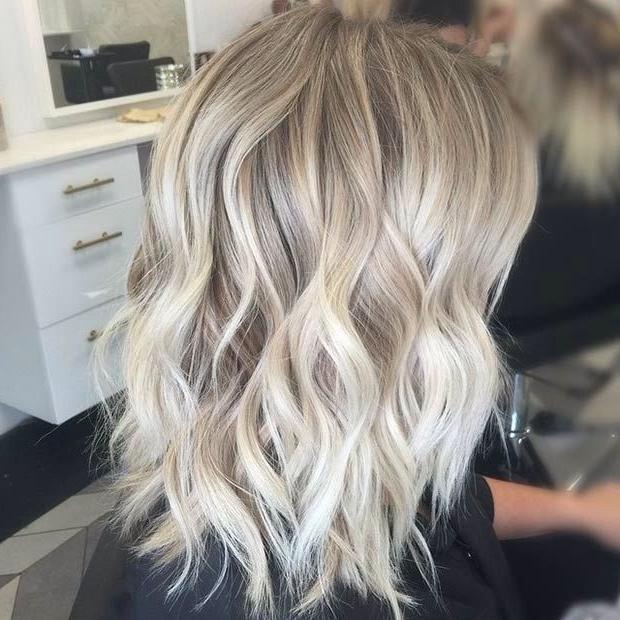 47 Hot Long Bob Haircuts And Hair Color Ideas | Hairstyles Regarding Rooty Long Bob Blonde Hairstyles (View 3 of 25)