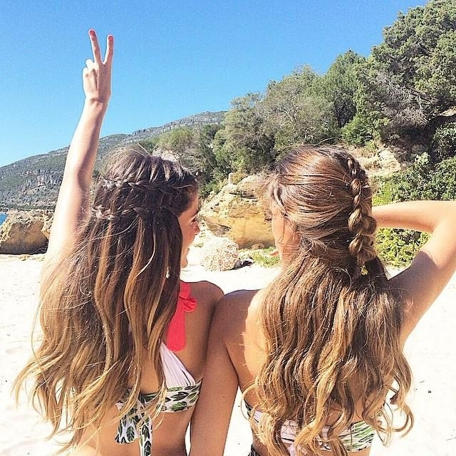 5 Braided Hairstyles To Try At Home With Beachy Braids Hairstyles (View 13 of 25)