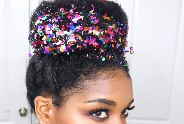 5 Dazzling Glitter Hairstyles For Women   Style Presso Within Glitter Ponytail Hairstyles For Concerts And Parties (View 22 of 25)
