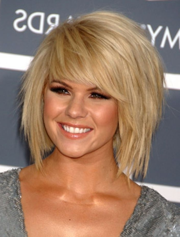 5 Medium Length Hairstyles For Fine Hair – Women Hairstyles With Most Popular Short Choppy Side Parted Pixie Hairstyles (View 22 of 25)