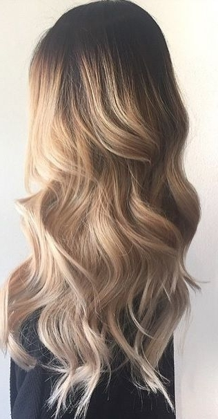 5 Ways To Score Natural Waves & Curls | Beauty | Pinterest | Natural Pertaining To Soft Flaxen Blonde Curls Hairstyles (View 10 of 25)